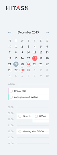 Hitask - Easy Project and Task Management for Teams